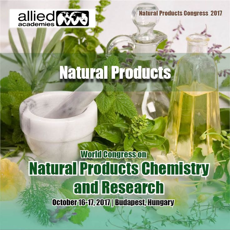 Natural Products Natural products (secondary metabolites) have been the most successful source of leads for potential drug discovery. Natural products have been well documented for their medicinal uses for thousands of years.