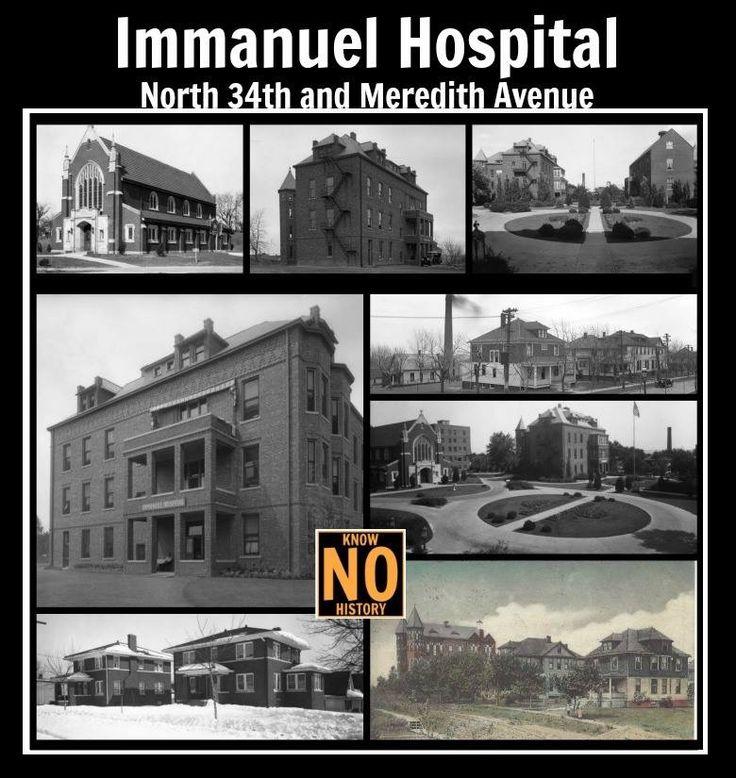 Immanuel hospital in north omaha nebraska hospital