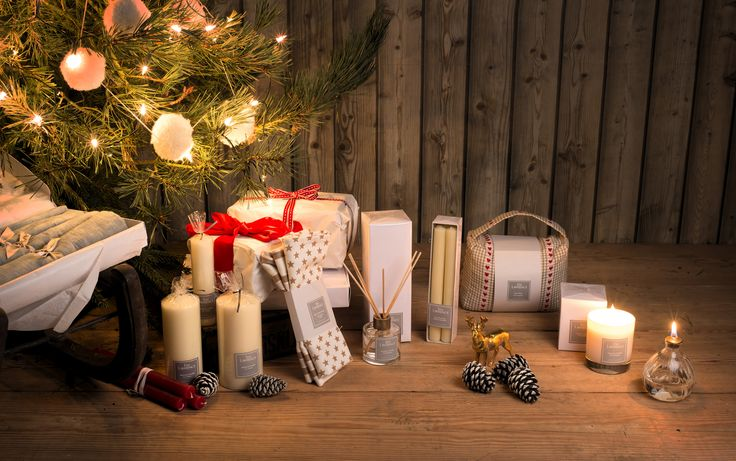 A stunning selection of all of our #Christmas #gifts. From #candles to #doorstops.