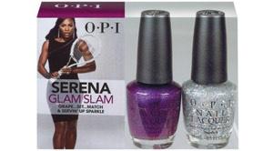 Serena Williams Glam Slam!  Grape...Set...Match  Servin' Up Sparkle