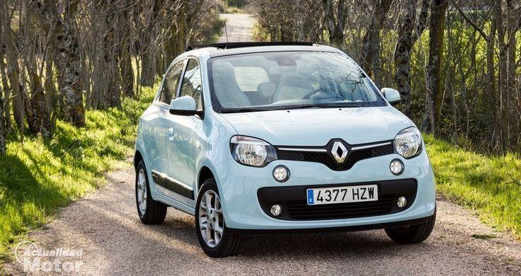 Renault Twingo, ya disponible con cambio automático EDC - http://www.actualidadmotor.com/renault-twingo-tce-90-edc/