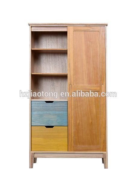 Source Bedroom Solid Wood Wardrobe on m.alibaba.com
