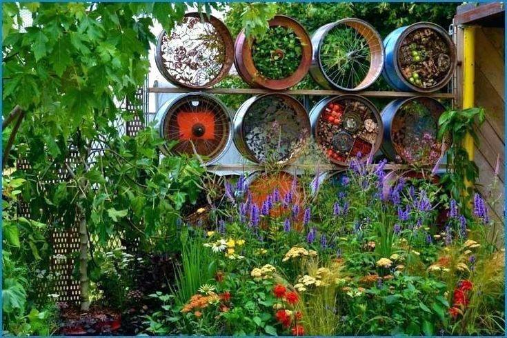 Garten Ideen Deko Interessante Lila Dekoration Fa 1 4 R Garten