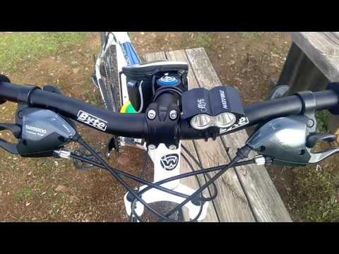 Review bicicleta Whistle Miwok 1383D de comunitario Ramón de Ciudad Real - Vídeos de ciclismo