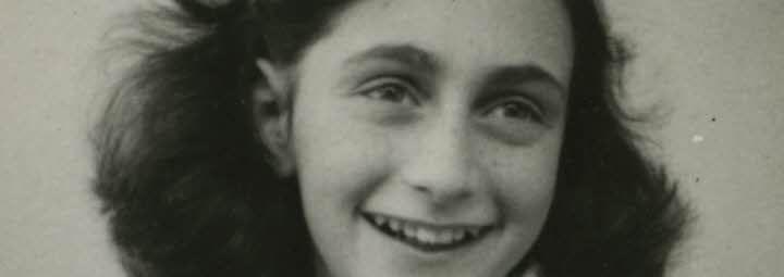 Anne Frank, o diário e o anexo secreto. A  mais completa e atualizada fonte de informação com fotos históricas e filmes exclusivos.