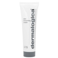 Dermalogica Skin Smoothing Cream is a medium-weight cream that maintains skin's moisture balance while improving its texture.