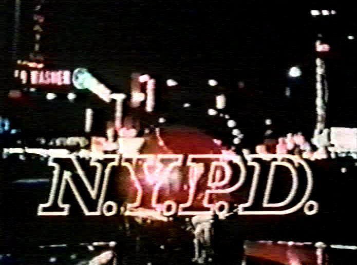 """N.Y.P.D. - This gritty and ultra realistic cop show was completely forgotten once the more melodramatic """"Blue"""" got added in a different series over two decades later. This one was based on authentic cases and featured real New York locations. Plus it had an innovative and compelling use of voice overs telling us what each of the 3 cops was thinking sometimes even during their pursuits!"""
