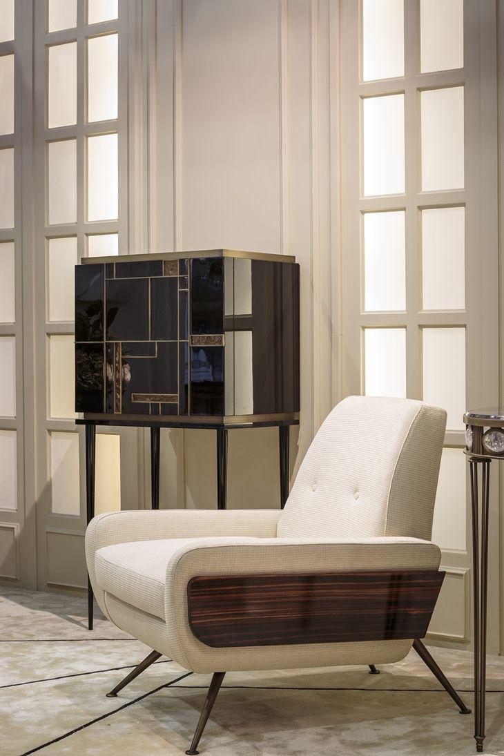Un coin luxe | design d'intérieur, décoration, maison, luxe. Plus de nouveautés sur http://www.bocadolobo.com/en/inspiration-and-ideas/