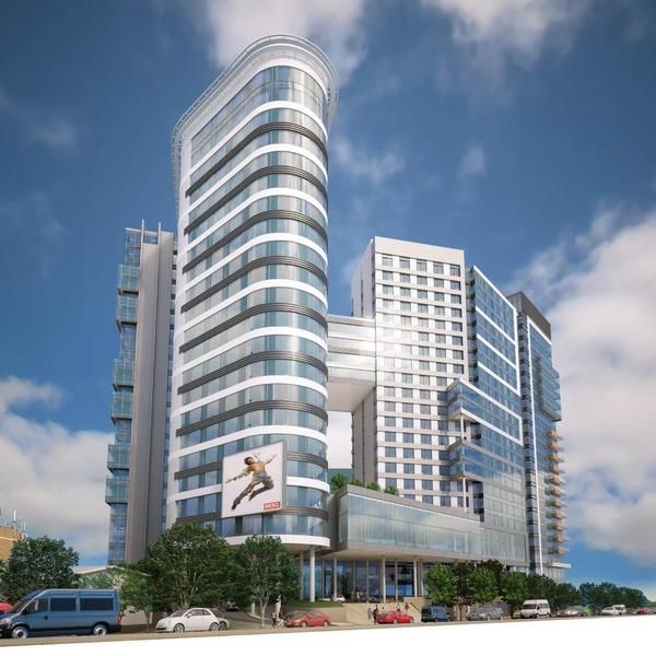 A look at the new 20-storey luxury apartment building in Sandton