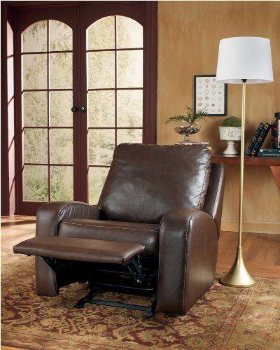 Ashley Furniture Washington Dc: San Marco Bark Glider Rocker Recliner By Ashley Furniture