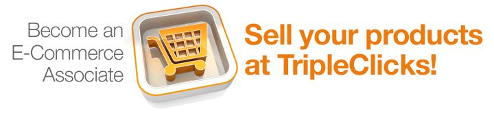 Reach millions of shoppers worldwide on one of the fastest growing, international e-commerce sites on the Web. Put the marketing muscle of over 100,000 SFI affiliates to work for you, promoting and selling your products in over 20,000 cities in over 190 countries!  http://www.tripleclicks.com/11297305/ECA