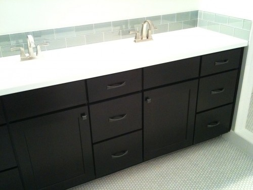 17 best images about bathroom vanity cabinets on pinterest - Unfinished shaker bathroom vanity ...