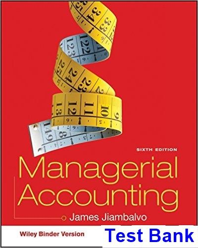 50 best test bank download images on pinterest managerial accounting 6th edition jiambalvo test bank fandeluxe Images