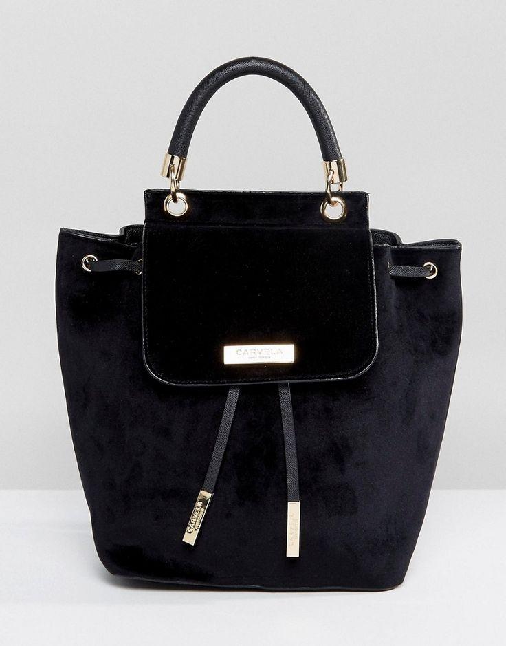 Carvela Darla Backpack Bag - Black