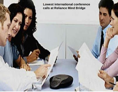 Nowadays Audio conference is one way to have a quick and easy way to communicate with Business partners, investors and other important peoples around the world. Reliance Mindbridge offers Corporate audio conferencing that can save your time and money when you need to communicate with business associates from all around the country.