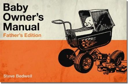 Baby Owners Manual - a great fathers day gift for a first time dad or father to be