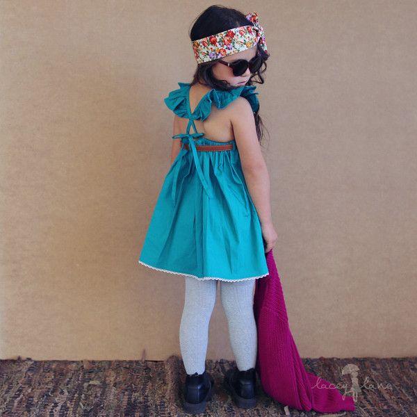 River Fairy Dress.