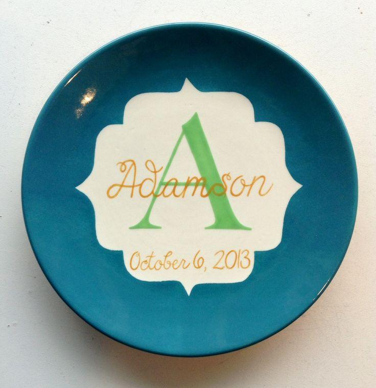 125 best wedding  u0026 guestbook signature platter pottery images on pinterest