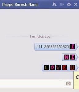 facebook chat trick