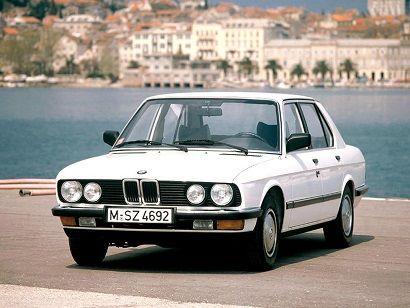 BMW 524td (1983 – 1987).