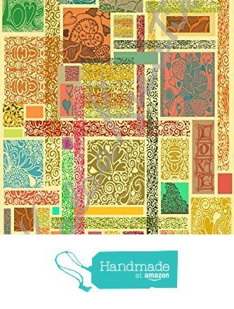 Colorful Heartful Love Collage Various Sizes - Original Art Poster Print - Office Cubicle Home Study Meditation Yoga Studio Birthday Teacher Mother's Day Gift Framing Wall Decor Interior Decorations from KalaaWorks - Handmade By Kalaa Kreatika https://www.amazon.com/dp/B06W9F99K4/ref=hnd_sw_r_pi_dp_CNv6ybVS8KST7 #handmadeatamazon