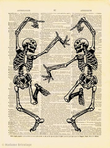 Dancing Skeletons...                                                                                                                                                                                 More