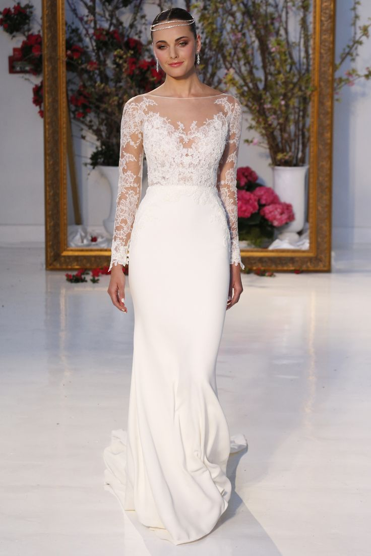Anne Barge Bridal Spring 2017