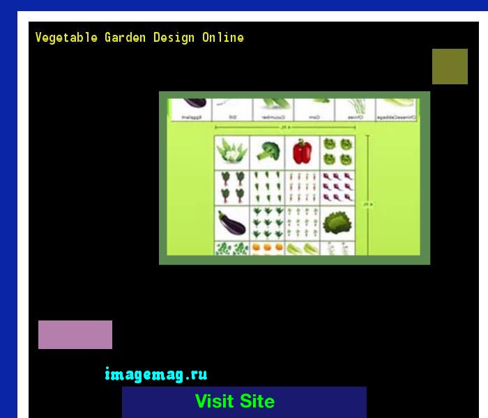 Vegetable Garden Design Online 210158 - The Best Image Search
