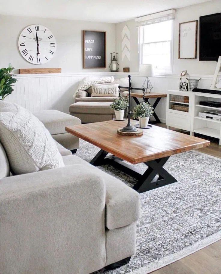 +50 Unique Living Room Decor Ideas For Home Design | Idée ...