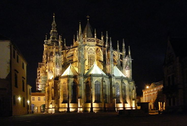 castello più grande d' europa, il castello di Praga