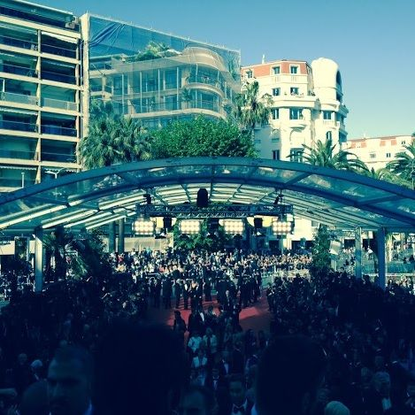 Where the stars come out to play...Discover more on TheLightOfCannes.com #TheLightOfCannes