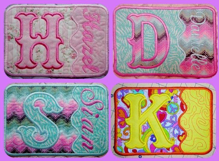 embroidery machine ideas
