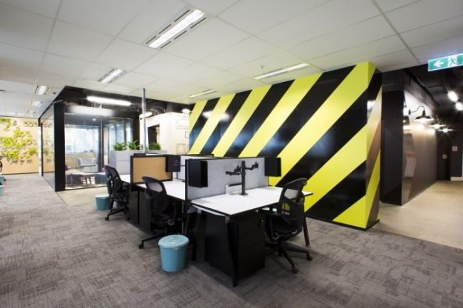 Hollard Group Insurance Call Center Office | Office Design Gallery - The best offices on the planet