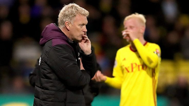 David Moyes accuses West Ham's stars of letting their side down #News #DavidMoyes #Football #MarcoSilva #PremierLeague