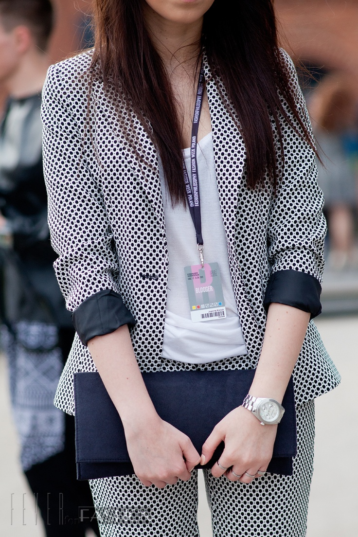 plaamkaa.: FASHIONPHILOSOPHY FASHION WEEK POLAND - OUTFIT DAY 2 - SUIT