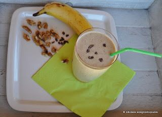 My favorite post workout recovery smoothie!