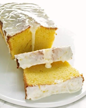"""Recipes from """"Martha Bakes"""" - Bake rich, buttery pound cake with Martha's version of the classic golden-brown original, as well as inspired variations."""