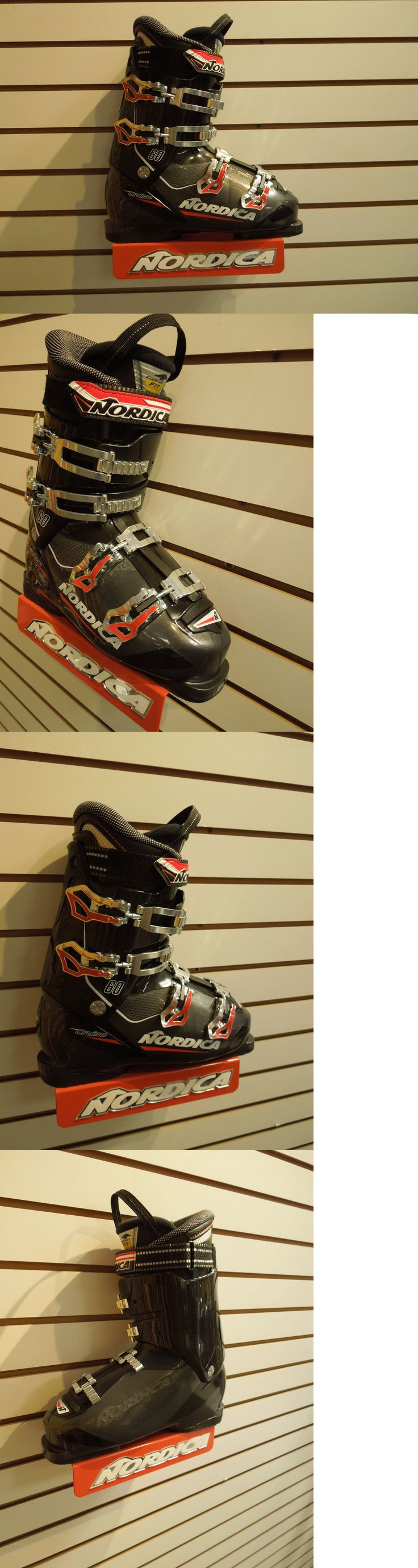 Men 16061: Nordica Cruise 60 Men S Downhill Ski Boots New! -> BUY IT NOW ONLY: $129 on eBay!