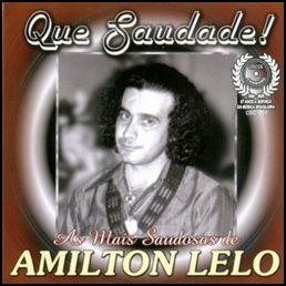 Amilton Lelo - Que Saudade - 2010