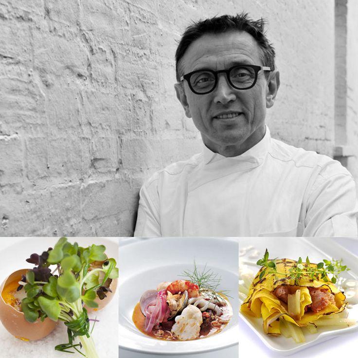 7 star - Chef Bruno Barbieri, Italy #italianfood #italianchef #italianrestaurant www.100ITA.com