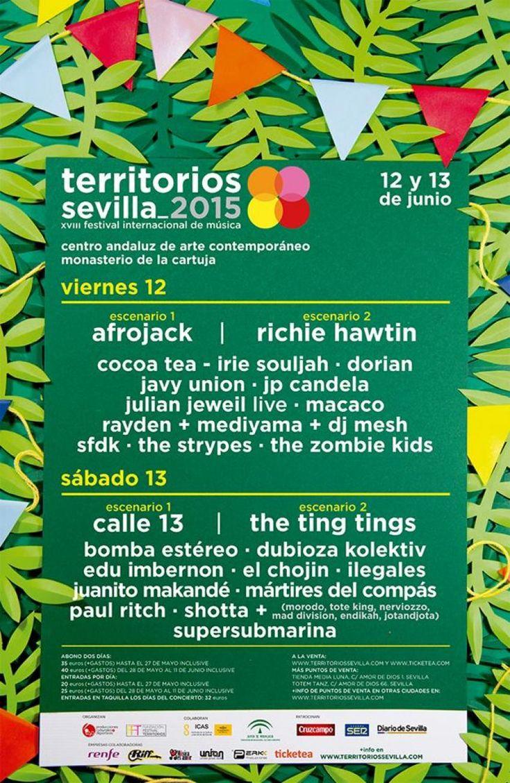 Llega el Verano en el CAAC (y sus conciertos) - http://www.absolutsevilla.com/llega-verano-caac-conciertos/