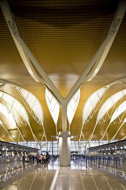 Shanghai Pudong Airport | Flickr - Photo Sharing!