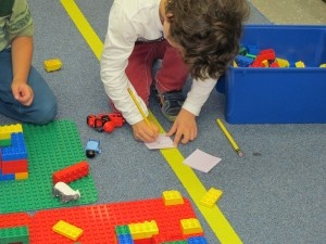 Article on inquiry based learning in kindergarten.