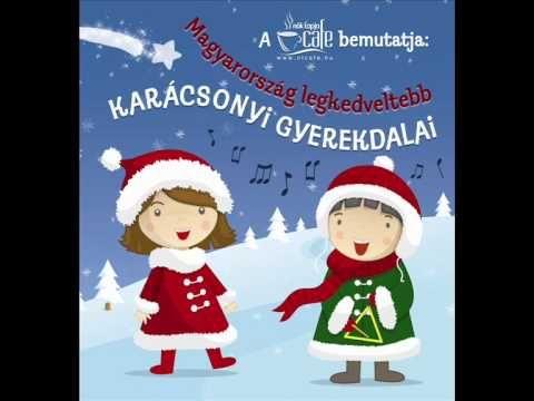 Magyarország legkedveltebb karácsonyi gyermekdalai