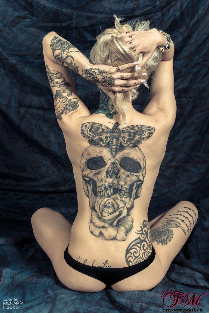 Tattoo Models - Katalog modelů - Bad Nicole