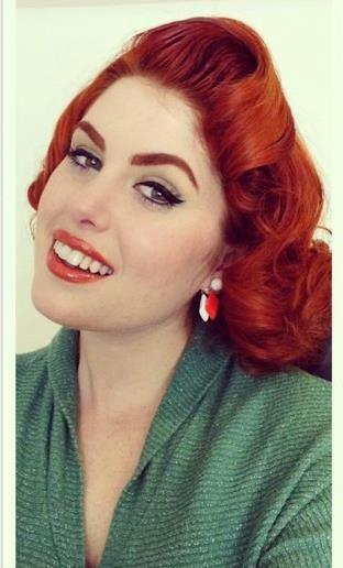 Doris Mayday - Red Hair