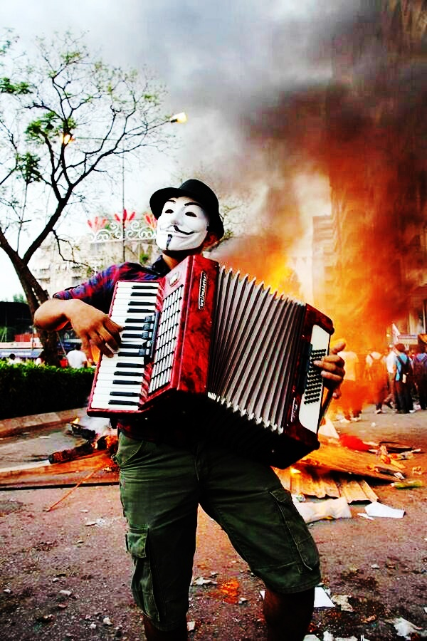 #occupygezi That's how we resist!