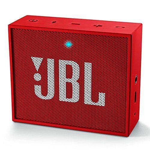 【国内正規品】JBL GO ポータブルワイヤレススピーカー Bluetooth対応 レッド JBLGORED