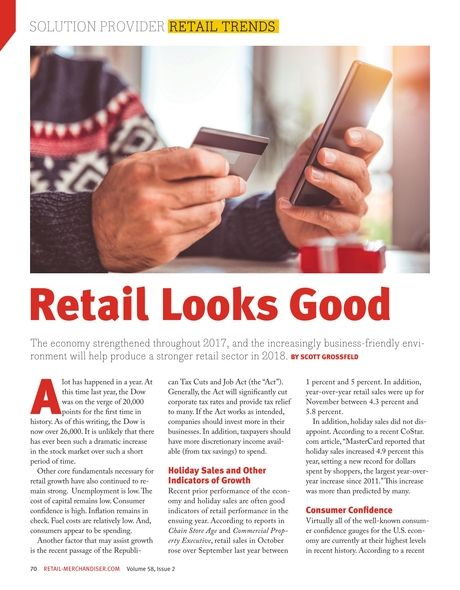 Retail Looks Good. #solutionproviders #retailtrends