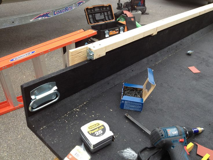 good idea of how to keep a diy bedslide from extending too far and falling out of the truck.  http://www.garagejournal.com/forum/showthread.php?t=210300